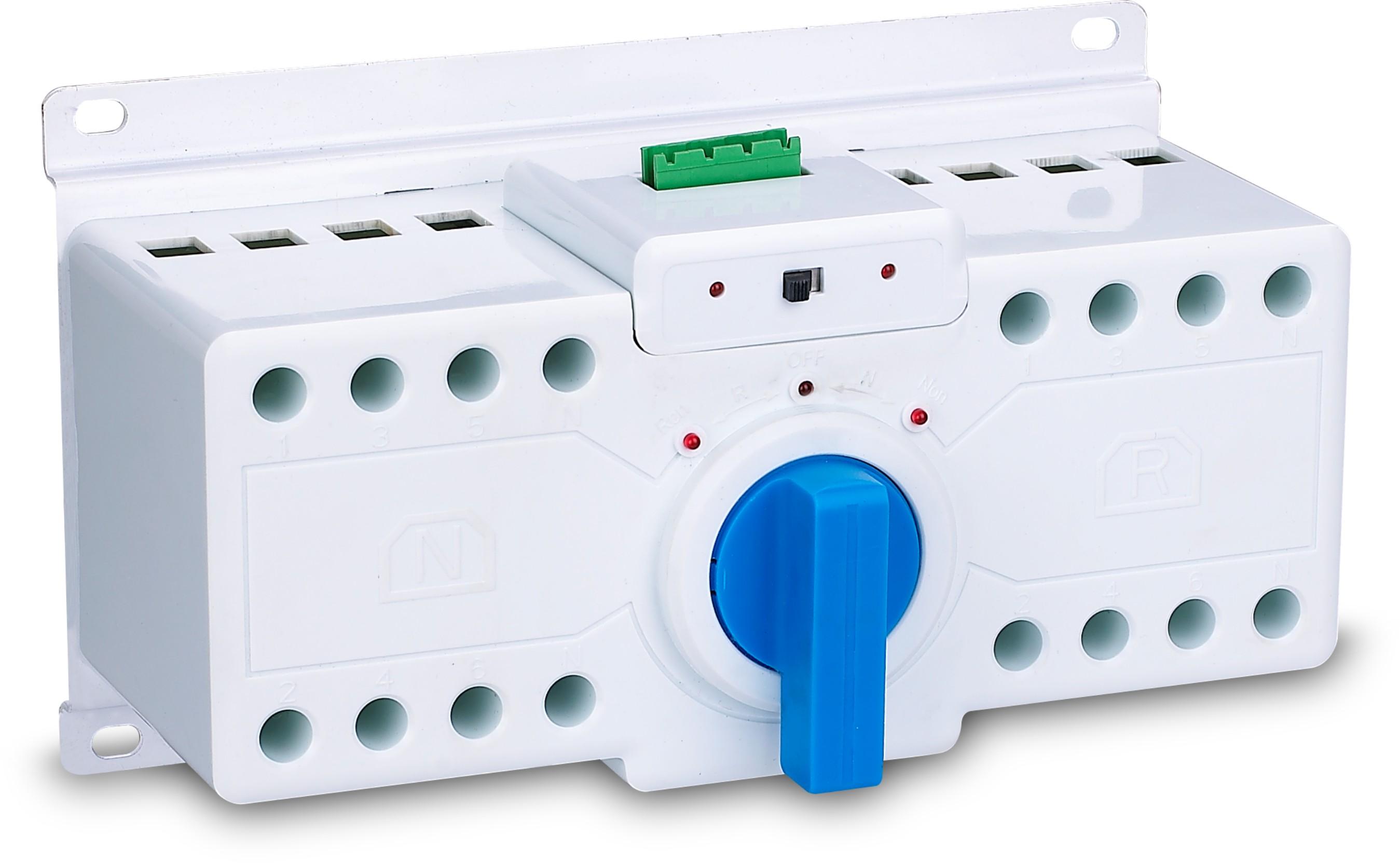 ZPMQ1(微断末端型)双电源自动转换开关