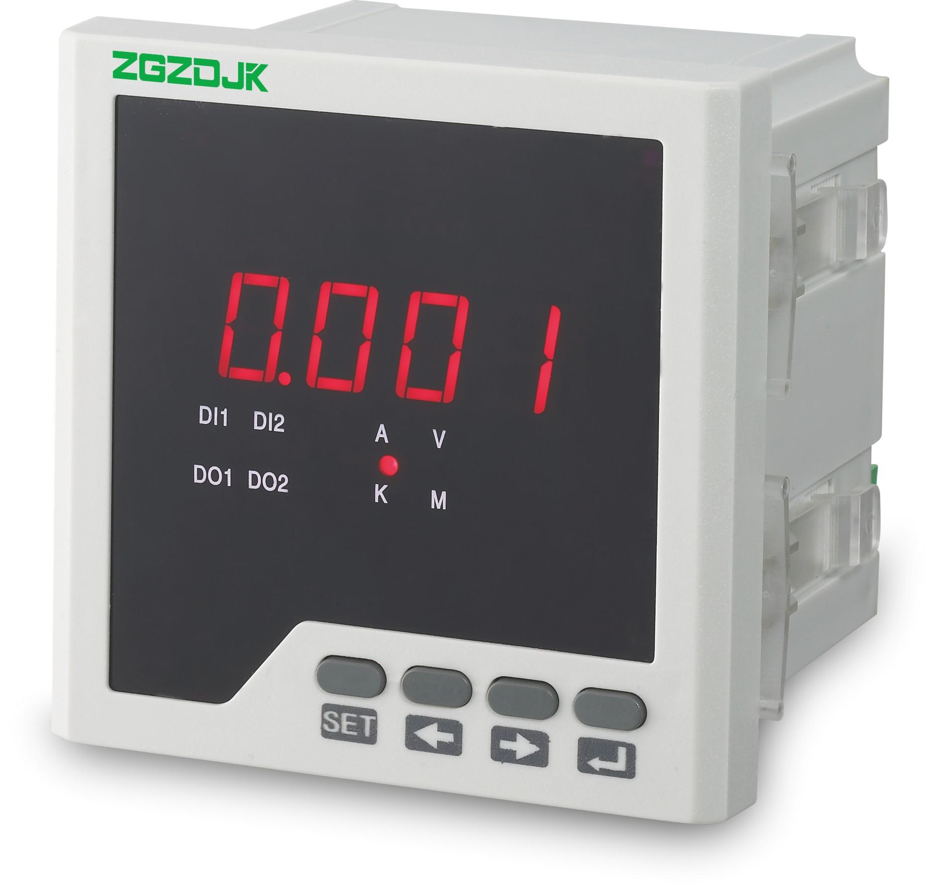 ZPM19系列数显组合表