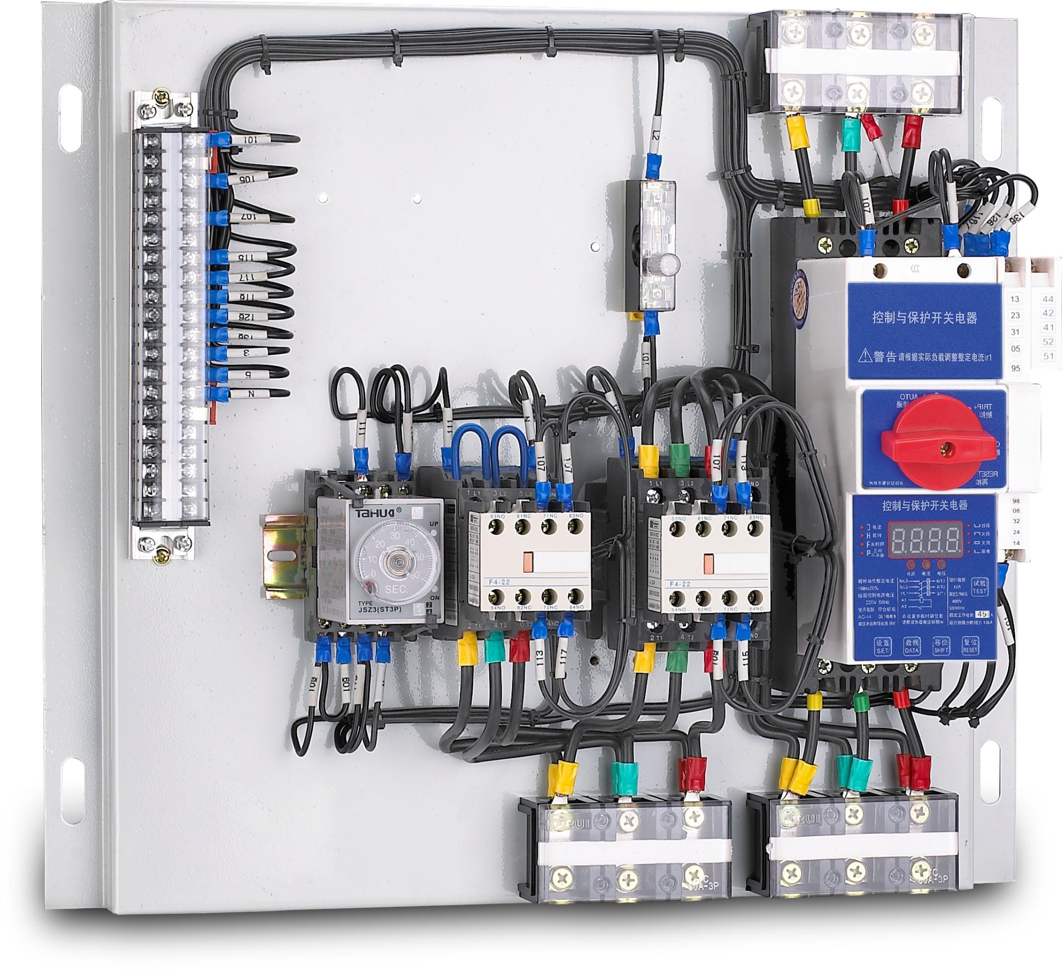 ZKB0J星三角减压启动器控制与保护开关电器